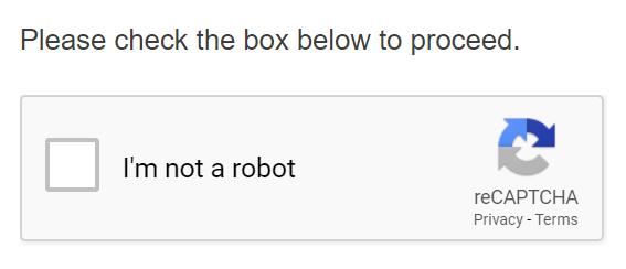 O que é reCAPTCHA? Entenda como funciona.